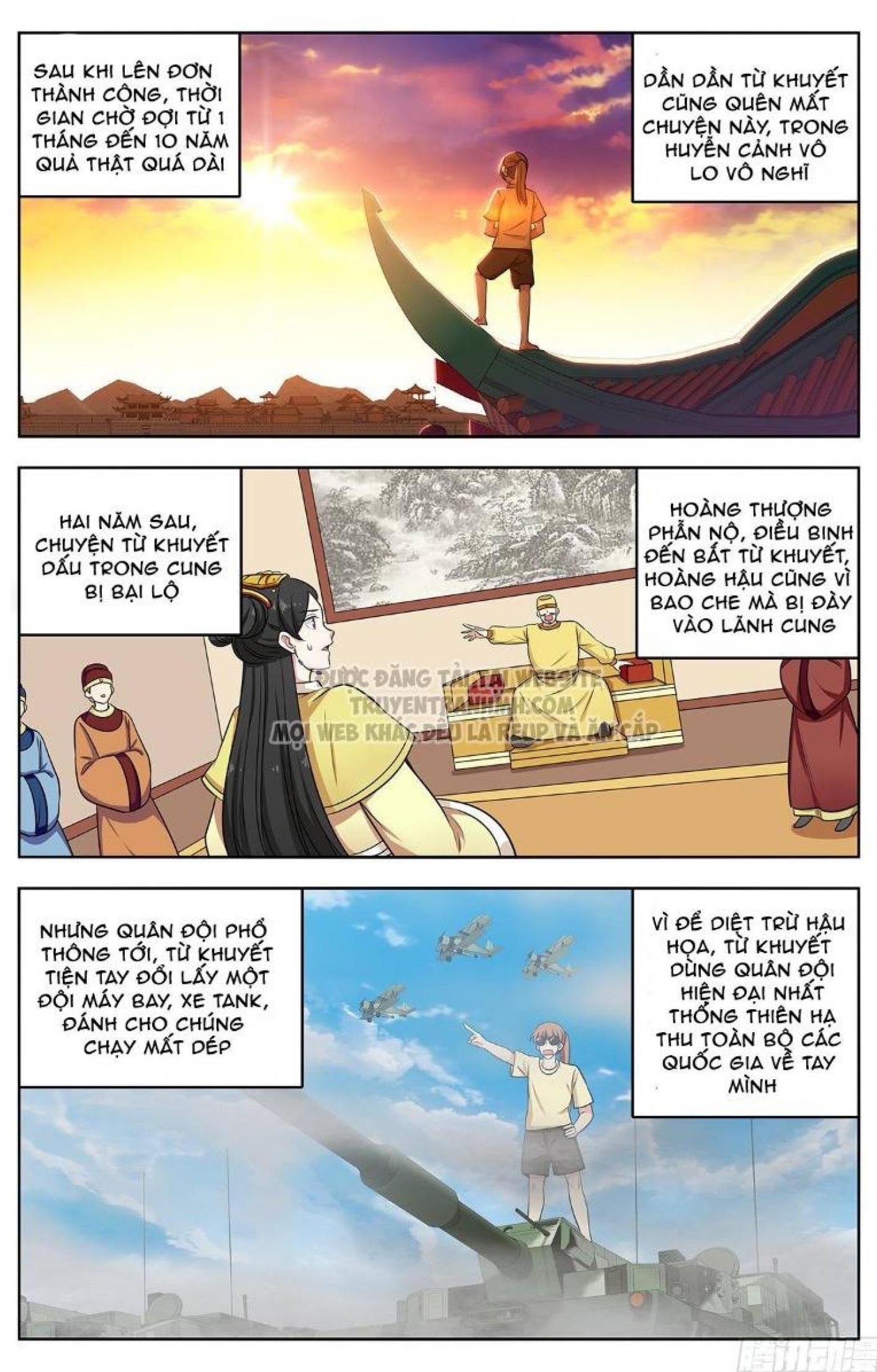 Tối Cường Phản Sáo Lộ Hệ Thống chap 244 - Trang 1