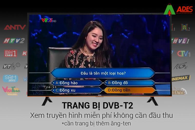 Dau thu DVB-T2