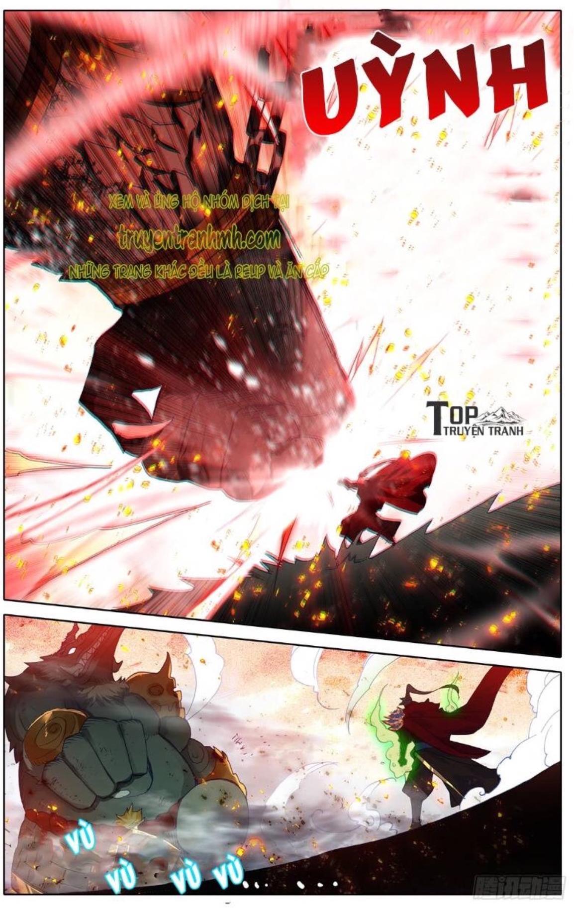 Thương Nguyên Đồ Chapter 43 - Trang 3
