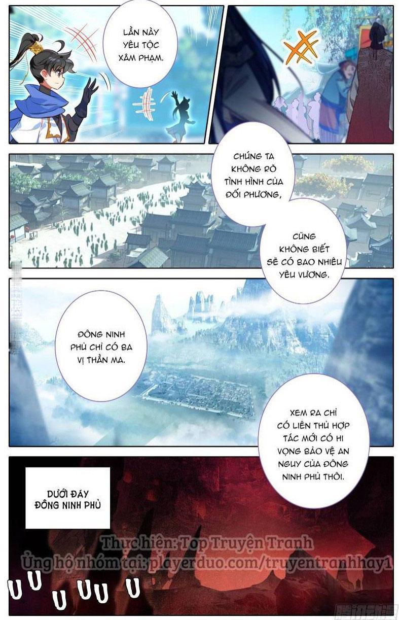 Thương Nguyên Đồ Chapter 37 - Trang 8